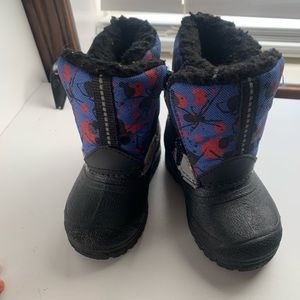George toddler winter boots